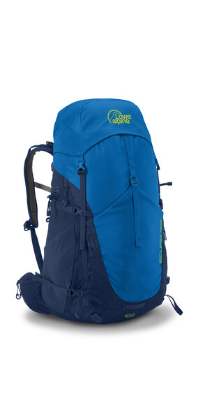 Lowe Alpine Eclipse 45:55 Backpack Men giro/blue print